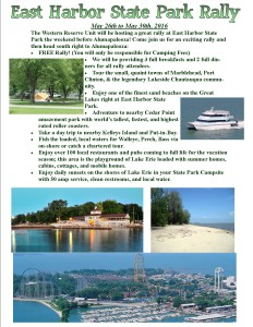 East Harbor 2016 flyer
